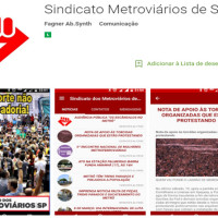 Baixe app do Sindicato para Android e Windows Phone