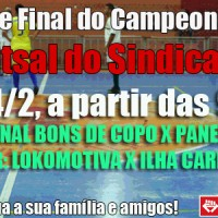 Final do Campeonato de Futsal 2017/2018