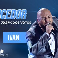 Ivan Lima vence o The Four Brasil, da TV Record