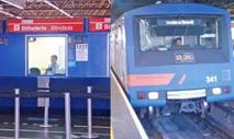 Metroviários das estações e dos tráfegos unificados em uma só carreira