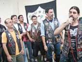 Festa foi prestigiada por diversos motoclubes, metroviários e familiares