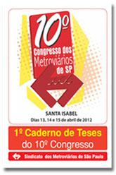 1º Caderno de Teses do 10º Congresso