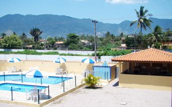 Colônia de férias em Caraguatatuba