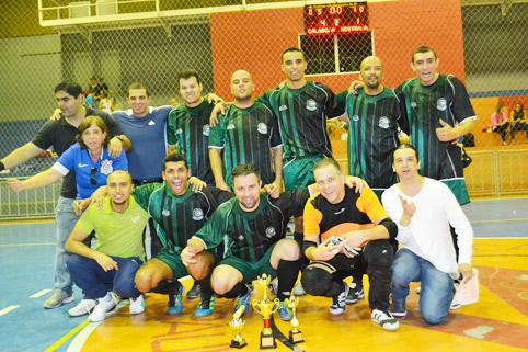 Calabouço A é o campeão da Taça Che Guevara 2013