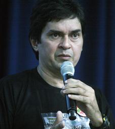 Altino de Melo Prazeres Júnior, presidente do Sindicato dos Metroviários de SP