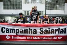 Assembleia dos metroviários - 1º/6/2015