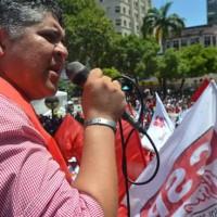 Criminalização das lutas: Dirigente sindical é preso injustamente no CE