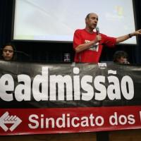 1ª audiência do processo do presidente da Fenametro, Paulo Pasin, ocorreu no dia 15/7