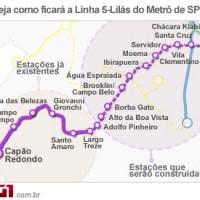 Alckmin quer privatizar a Linha-5: é preciso resistir!