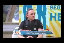 Seguranças Heróis: Melhor pra você, programa da RedeTV, faz entrevistas com seguranças do metrô