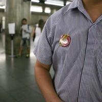 Reintegração, Já! Metroviários demitidos são proibidos de ir às áreas