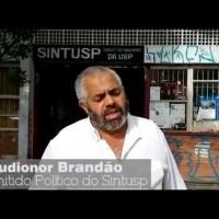 Brandão apóia reintegração dos metroviários