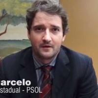 Deputado Raul Marcelo convida para o lançamento da Frente Parlamentar em Defesa do Metrô Estatal