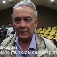 Lúcio Gregori é contra a privatização do metrô