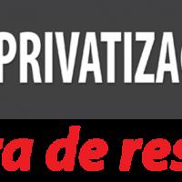 Acesse a Publicação Especial: CONTRA A PRIVATIZAÇÃO