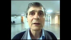 Plínio de Arruda Sampaio Jr. está na campanha pela reintegração dos metroviários