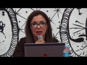 Seminário sobre Segurança Pública: Renata Pimenta, policial civil do RN