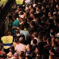 O metrô precisa de mais funcionários! Contratação, já!
