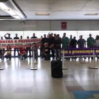 Setorial Capão Redondo diz não à privatização