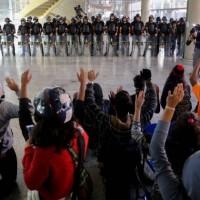 Estudantes resistem aos ataques do governo Alckmin