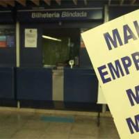 """Trabalhadores exigem reunião sobre """"quadro mínimo"""""""