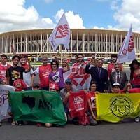 Metroviários vão a Brasília contra a PEC 55