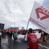 Contra a PEC 55 em Brasília