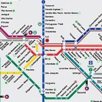 Falhas graves nas Linhas do metrô nos últimos 5 anos