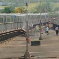 Trem descarrilado: Sindicato denuncia há anos os trens reformados