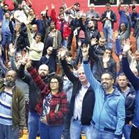 Campanha Salarial 2017: Categoria decide Estado de Greve. ASSEMBLEIA, 30/5