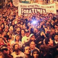 Ocupar Brasília contra as Reformas de Temer!