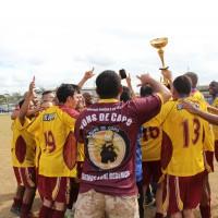 Campeonato de Futebol de Campo 2017