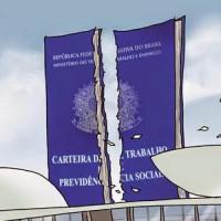 Retrocesso: Reforma Trabalhista é aprovada no Senado