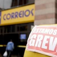 Todo apoio à greve dos trabalhadores nos Correios!