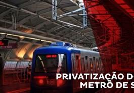 Privatização do metrô de SP – TVT