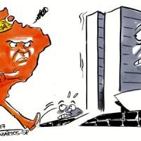 Votação da reforma é adiada: Greve é suspensa e mobilização continua!