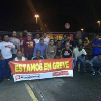 Greve contra a privatização do metrô – 18/1/2018