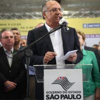 Oportunismo eleitoral: Alckmin inaugurou estações de metrô inacabadas, inseguras e com atrasos