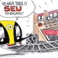 Metroviário da Linha 4: Sindicalize-se!