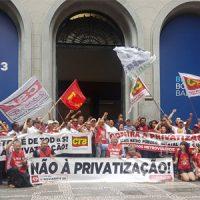 Mais um leilão de cartas marcadas! Contra a privatização da Linha 15, Participe da assembleia em 19/6
