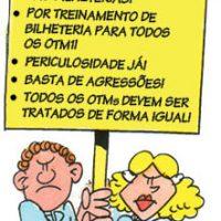 OTMs1 querem direitos iguais!