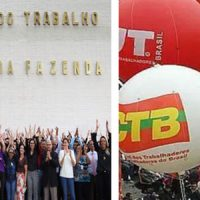 Centrais sindicais convocam ato em defesa do Ministério do Trabalho