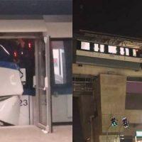 Nota sobre Choque de trens na Linha 15
