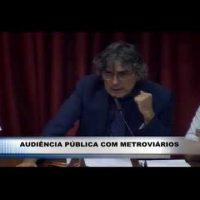 Audiência Pública sobre o Monotrilho – íntegra