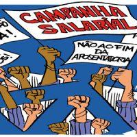 Pauta de Reivindicações da Campanha Salarial de 2019