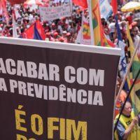 13/8: Todos às ruas em defesa da aposentadoria, da educação e dos direitos