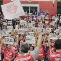 Greve Geral de 14/6: Metroviários fizeram a sua parte