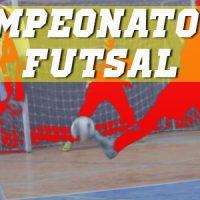 Tabela e resultados do Campeonato de Futsal 2019