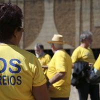 Todo apoio aos trabalhadores nos Correios!