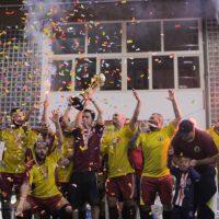 Bons de Copo conquista o Tri e T&P garante o primeiro título
